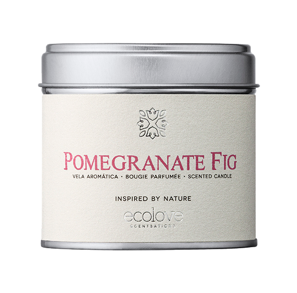 vela perfumada pomegranate fig